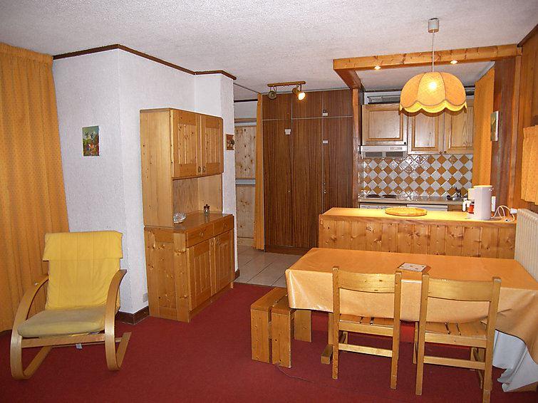 Lägenhet för upp till 6 personer med 2 rum på Le Pramecou - Tignes