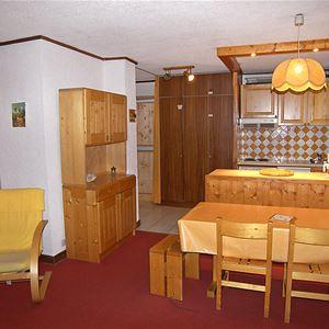 Leilighet for opp til 6 personer med 2 rom på Le Pramecou - Tignes