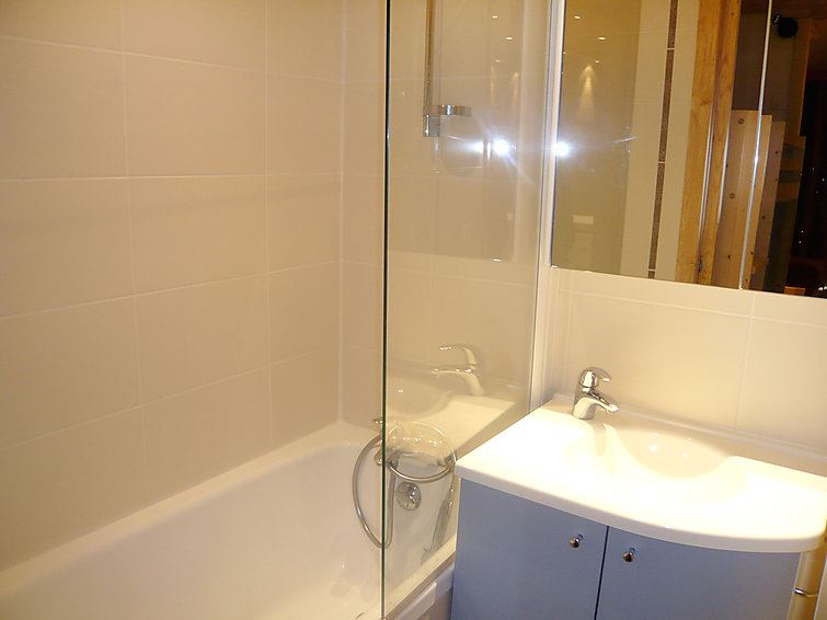 Lägenhet för upp till 4 personer med 1 rum på Le Pramecou - Tignes