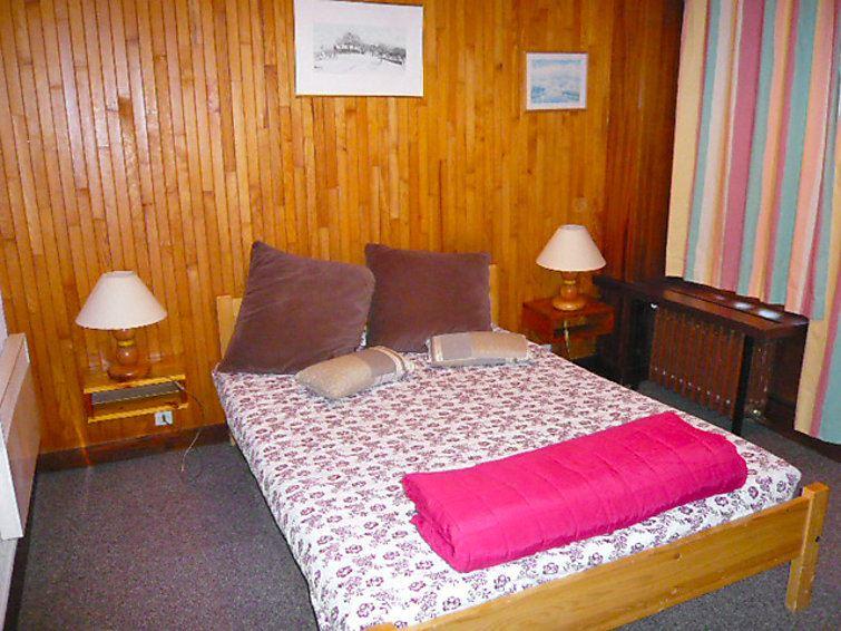 Lägenhet för upp till 6 personer med 3 rum på Le Pramecou - Tignes