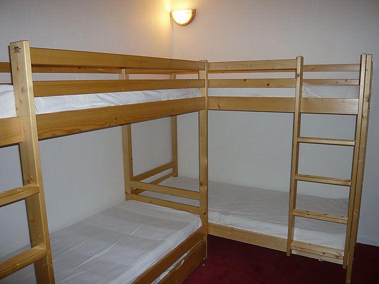 Leilighet for opp til 8 personer med 4 rom på Le Shamrock - Tignes