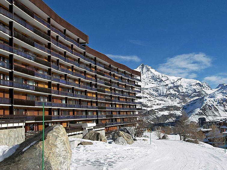 Lägenhet för 8 personer med 3 rum på Le Bec Rouge - Tignes