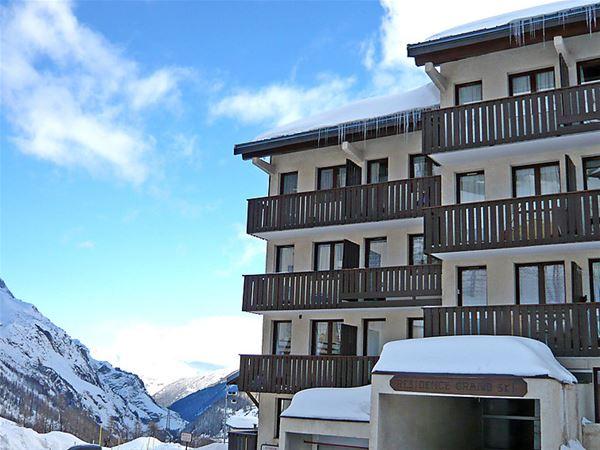 Leilighet for opp til 4 personer med 1 rom på Le Grand Ski - Tignes