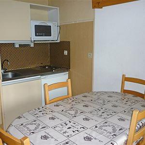 Lägenhet för upp till 6 personer med 2 rum på Les Asters - Les Menuires