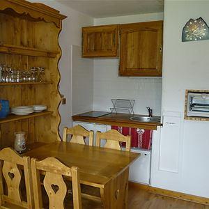 Lägenhet för upp till 4 personer med 2 rum på Les Asters - Les Menuires