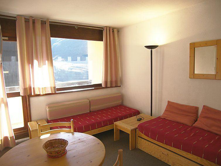 Lägenhet för upp till 2 personer med 1 rum på Les Asters - Les Menuires