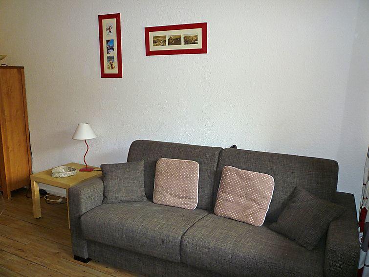 Leilighet for opp til 4 personer med 1 rom på Les Asters - Les Menuires