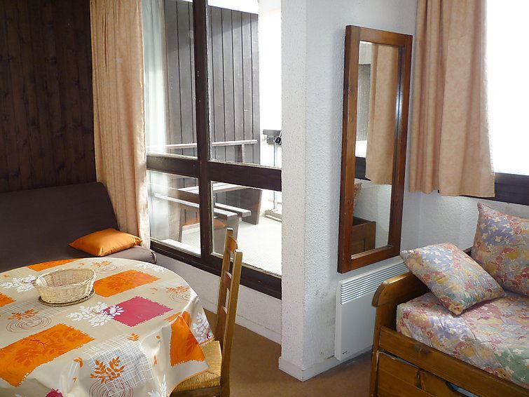 Lägenhet för upp till 4 personer med 1 rum på Le Genepi - Les Menuires
