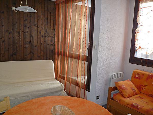 Lägenhet för upp till 3 personer med 1 rum på Le Genepi - Les Menuires