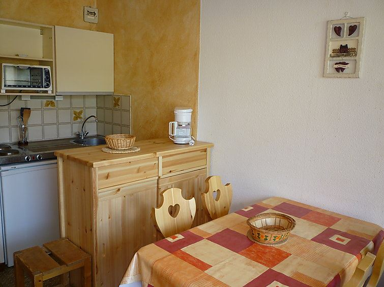 Lägenhet för upp till 4 personer med 2 rum på L'Argousier - Les Menuires