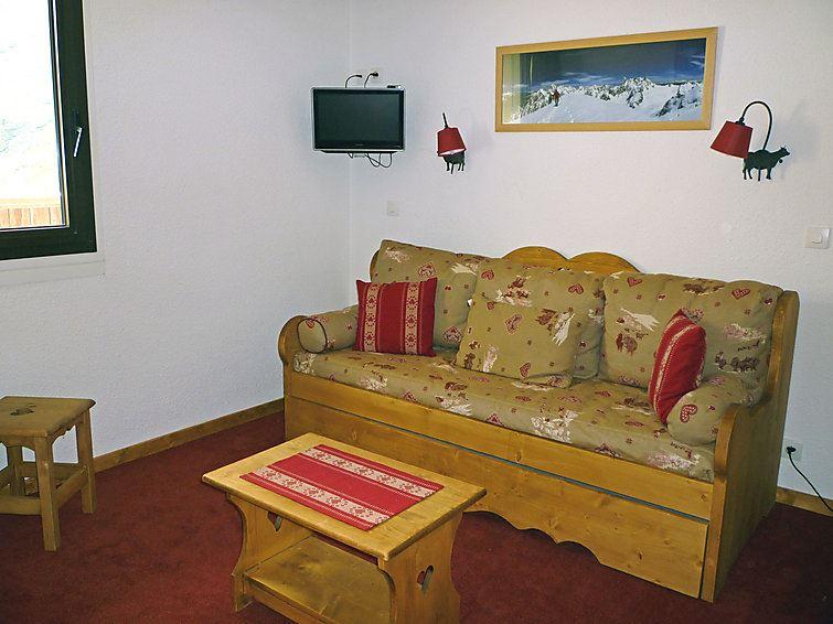 Leilighet for opp til 6 personer med 3 rom på Les Origanes - Les Menuires