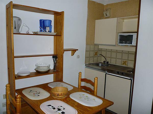 Lägenhet för upp till 2 personer med 1 rum på L'Astragale - Les Menuires