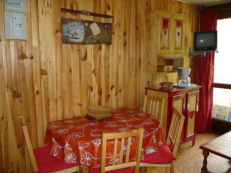 Leilighet for opp til 4 personer med 1 rom på L'Astragale - Les Menuires