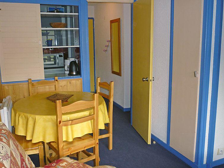Lägenhet för upp till 4 personer med 2 rum på Les Soldanelles - Les Menuires