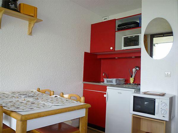 Lägenhet för upp till 4 personer med 1 rum på Le Médian - Les Menuires