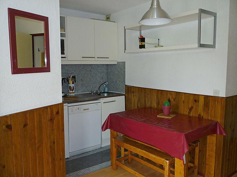 Lägenhet för upp till 4 personer med 2 rum på Le Médian - Les Menuires