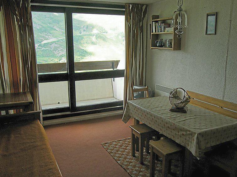 Lägenhet för upp till 4 personer med 1 rum på Brelin - Les Menuires