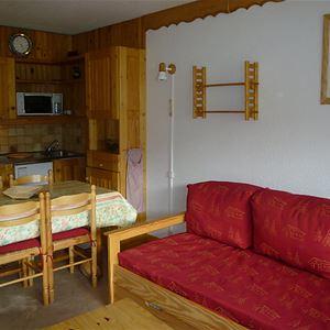 Lägenhet för upp till 5 personer med 2 rum på Brelin - Les Menuires