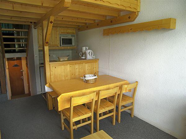 Lägenhet för upp till 6 personer med 2 rum på Brelin - Les Menuires