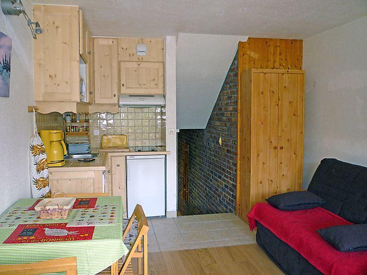 Leilighet for opp til 4 personer med 1 rom på Brelin - Les Menuires