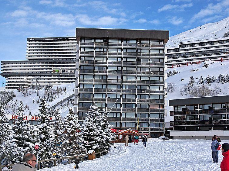 Lägenhet för upp till 3 personer med 1 rum på Pelvoux - Les Menuires