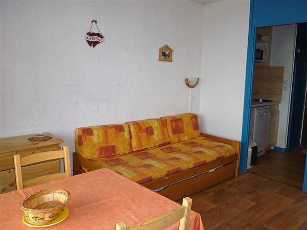Leilighet for opp til 3 personer med 1 rom på Pelvoux - Les Menuires
