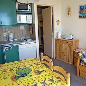 Lägenhet för upp till 4 personer med 1 rum på La Boédette - Les Menuires