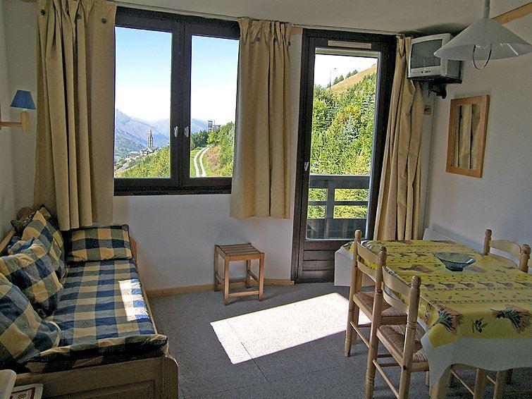 Leilighet for opp til 4 personer med 1 rom på La Boédette - Les Menuires