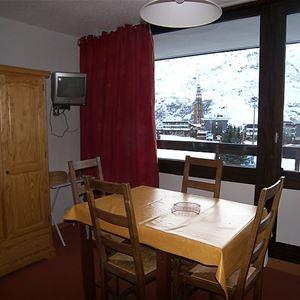 Lägenhet för upp till 4 personer med 1 rum på Aravis - la Croisette