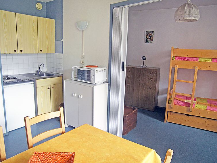 Lägenhet för upp till 3 personer med 1 rum på Les Mélèzes - Les Menuires