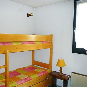 Leilighet for opp til 3 personer med 1 rom på Les Mélèzes - Les Menuires