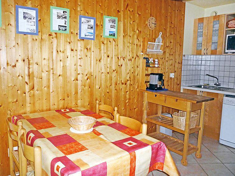 Leilighet for opp til 5 personer med 2 rom på Les Mélèzes - Les Menuires