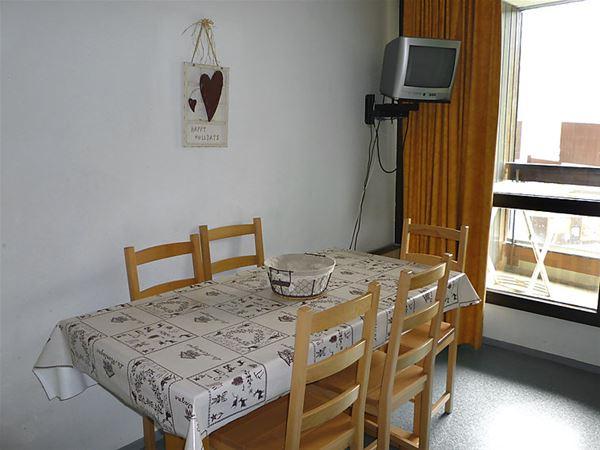 Lägenhet för upp till 5 personer med 2 rum på Les Mélèzes - Les Menuires