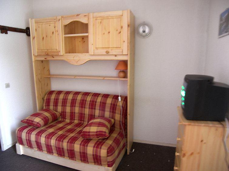 Lägenhet för upp till 4 personer med 1 rum på Les Carlines 1 - Les Menuires