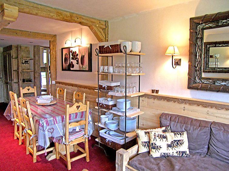 Lägenhet för upp till 9 personer med 4 rum på Caron - Les Menuires
