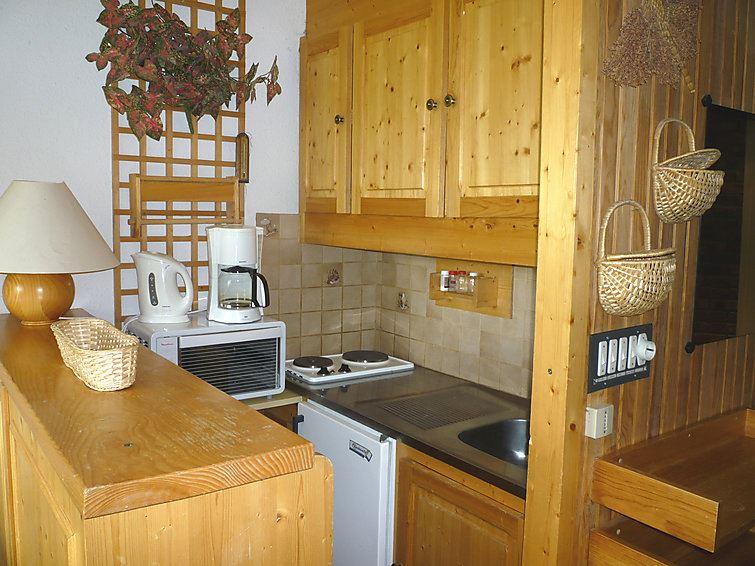 Lägenhet för upp till 3 personer med 1 rum på Caron - Les Menuires