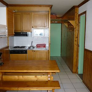 Lägenhet för upp till 6 personer med 2 rum på Le Villaret - Les Menuires
