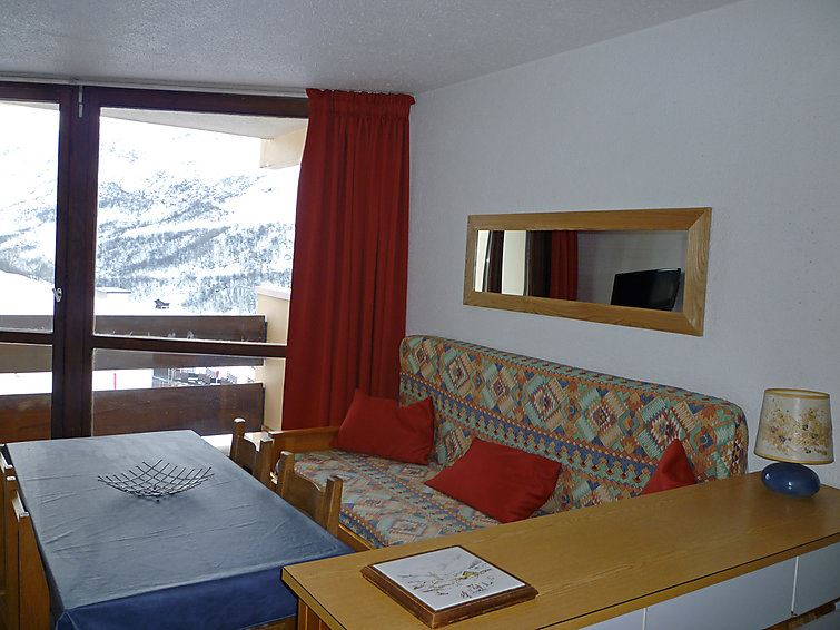 Lägenhet för upp till 4 personer med 1 rum på Grande Masse - Les Menuires