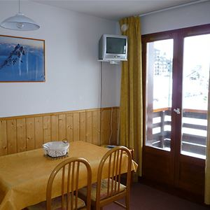 Lägenhet för upp till 4 personer med 2 rum på Les Balcons D'Olympie - Les Menuires