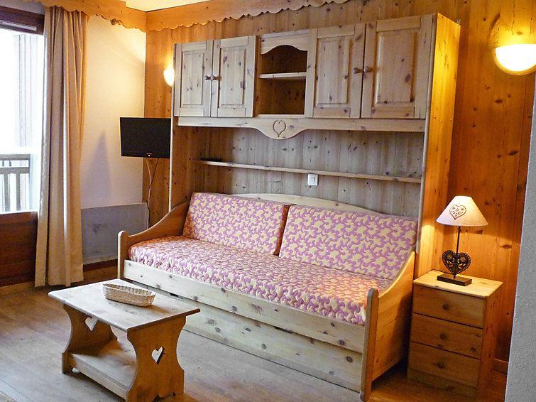 Lägenhet för upp till 6 personer med 2 rum på Les Balcons D'Olympie - Les Menuires