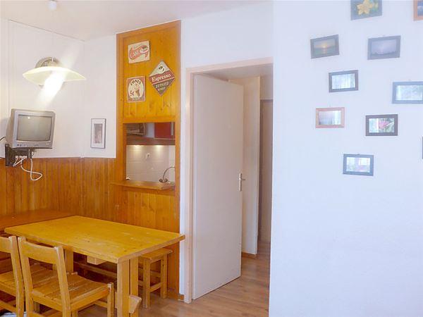 Lägenhet för upp till 4 personer med 1 rum på Le Zénith - Val Thorens