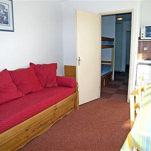 Lägenhet för upp till 6 personer med 2 rum på Le Lac du Lou - Val Thorens