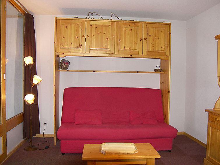 Leilighet for opp til 5 personer med 2 rom på Eskival - Val Thorens
