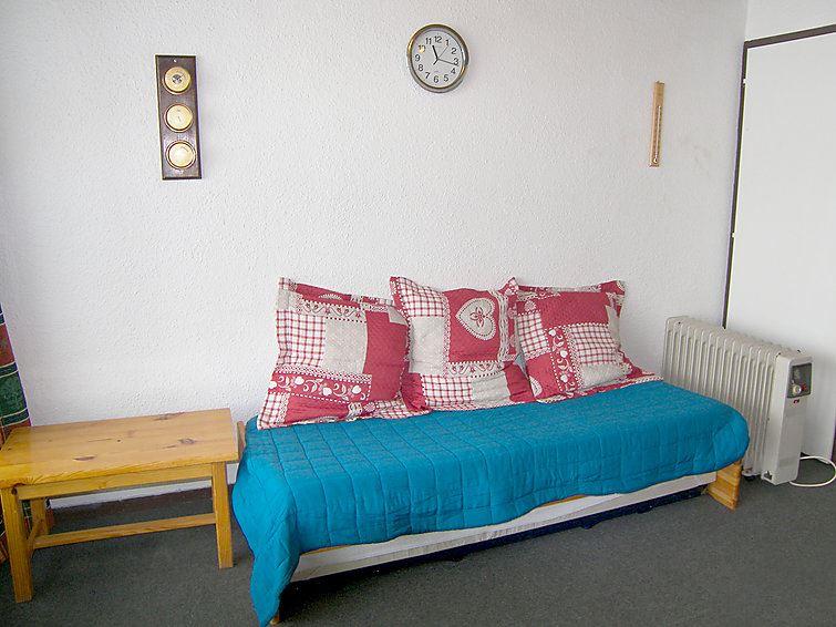 Leilighet for opp til 8 personer med 3 rom på Le Schuss - Val Thorens