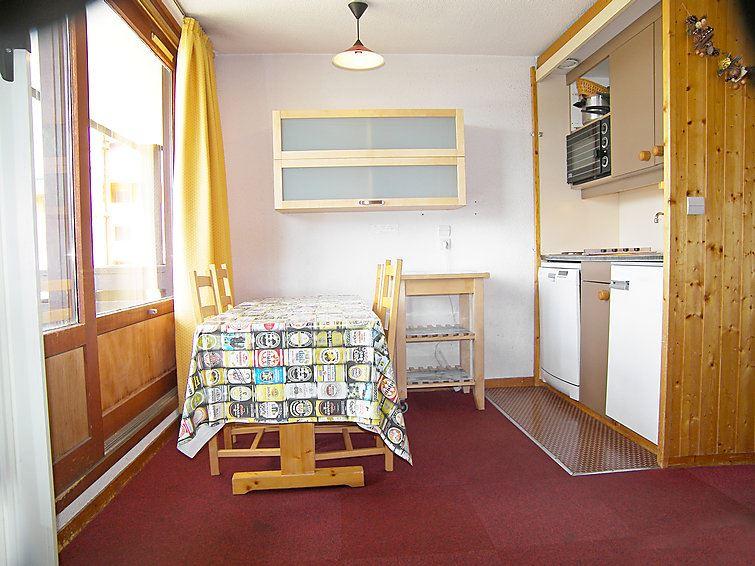 Lägenhet för upp till 4 personer med 2 rum på L'Orsière - Val Thorens
