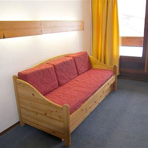 Lägenhet för upp till 4 personer med 1 rum på Les Névés - Val Thorens