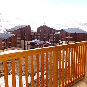 Lägenhet för upp till 2 personer med 1 rum på Les Cimes de Caron - Val Thorens