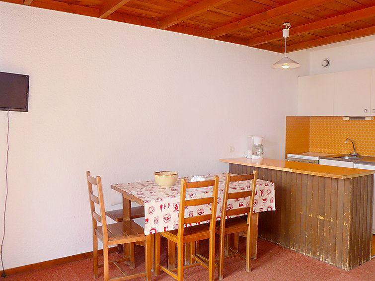 Lägenhet för upp till 4 personer med 1 rum på Le Lac Blanc - Val Thorens