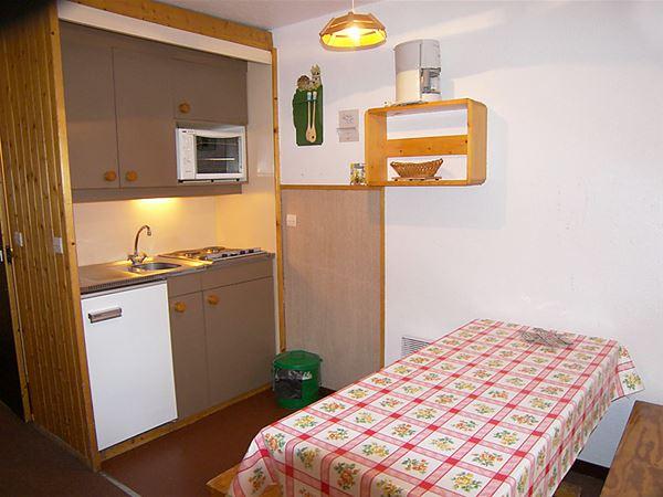 Leilighet for opp til 6 personer med 2 rom på Les Lauzières - Val Thorens