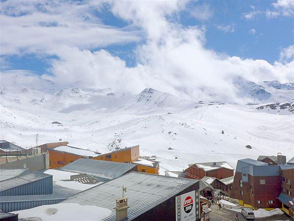 Leilighet for opp til 6 personer med 2 rom på Arcelle - Val Thorens